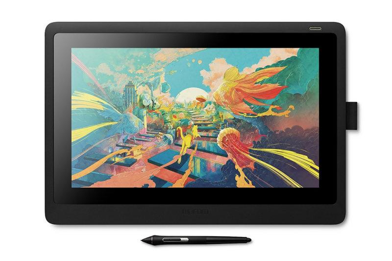 Image of Wacom Cintiq DTK-1660 - 16'' Graphics Tablet