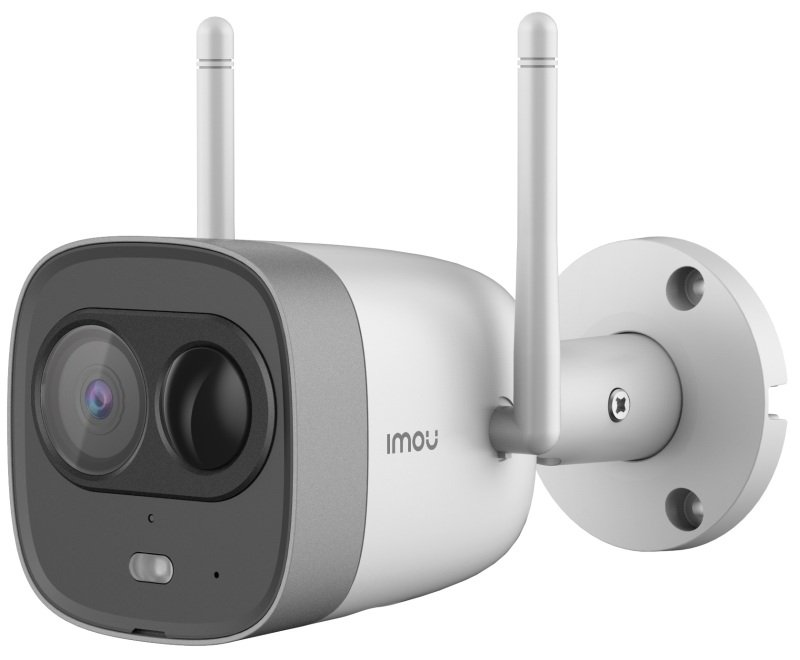 Imou Full HD Bullet Smart Camera - Works with Alexa and Google Assistant