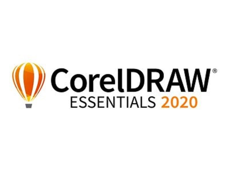 Image of Coreldraw Essentials 2020
