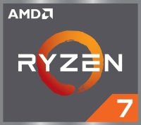EXDISPLAY AMD Ryzen 7 3800X AM4 CPU/ Processor with Wraith Prism RGB Cooler