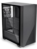 Thermaltake Black H330 Tempered Glass Mid Tower PC Gaming Case