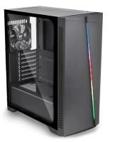Thermaltake Black H350 RGB Tempered Glass Mid Tower PC Gaming Case