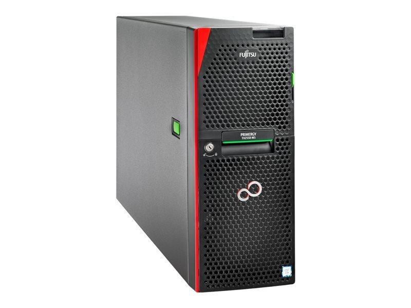 Fujitsu PRIMERGY TX2550 M5 - Tower 4U - Xeon Silver 4210 2.2 GHz - 16GB