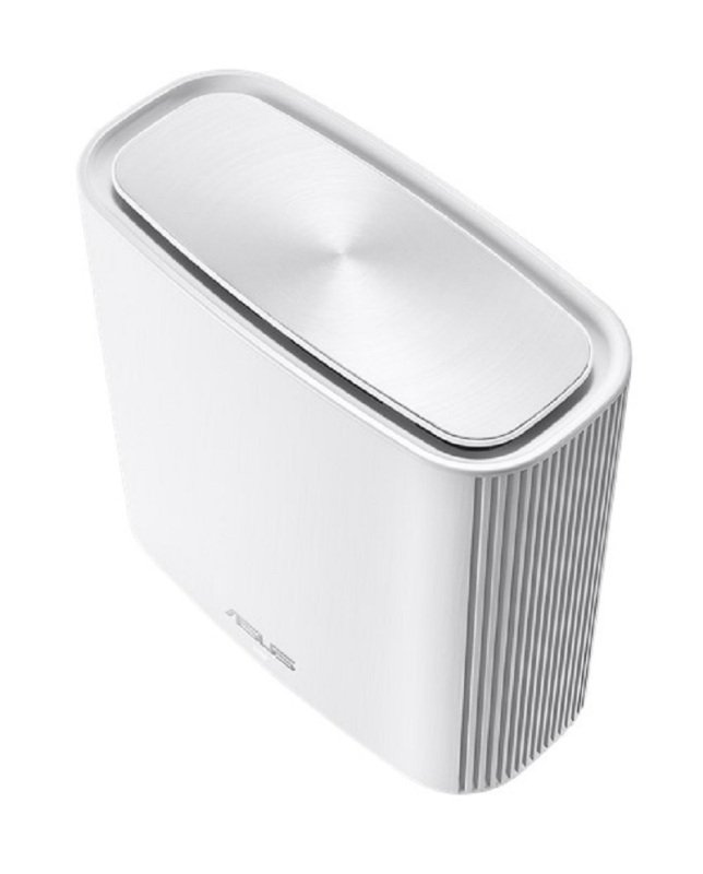ASUS ZenWiFi AC (CT8) Wireless Router Tri-band(2.4 GHz / 5 GHz / 5 GHz)Gigabit Ethernet -White 1PACK
