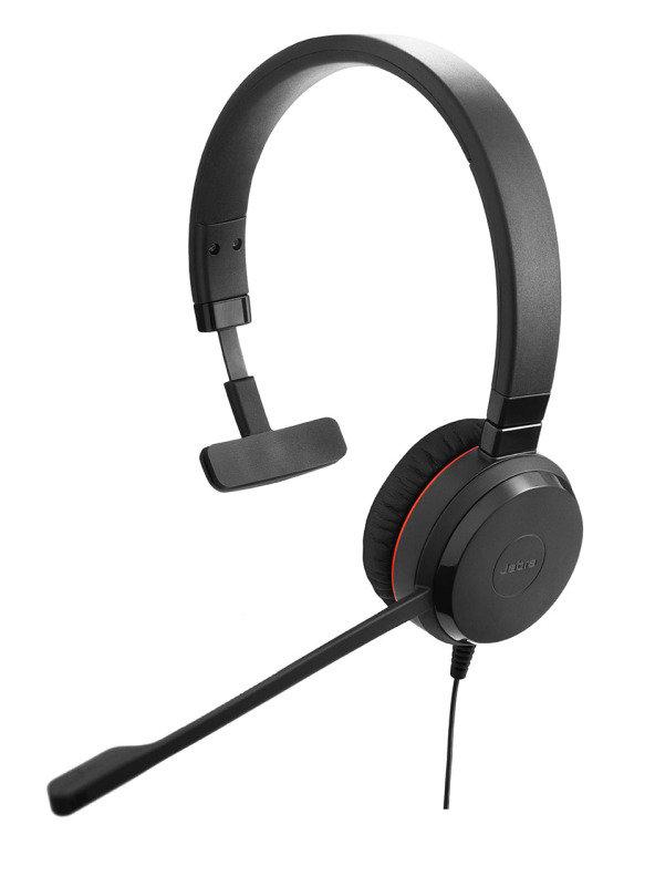 Jabra Evolve 20 MS mono - Special Edition - headset