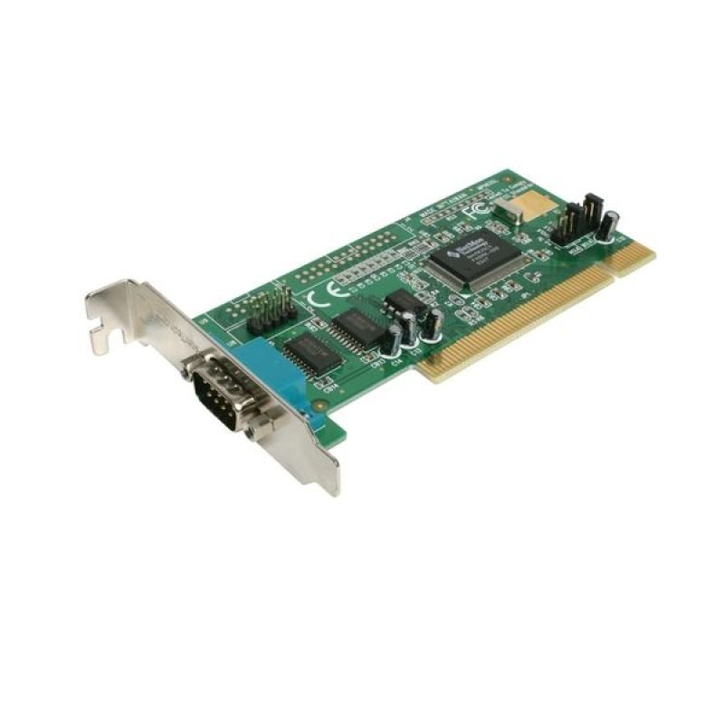 EXDISPLAY StarTech.com 2 Port PCI Low Profile RS232 Serial Adapter Card with 16550 UART