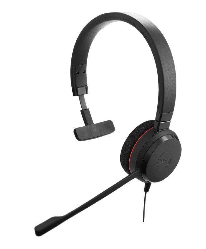 Jabra Evolve 20 MS Teams Certified Mono USB Headset