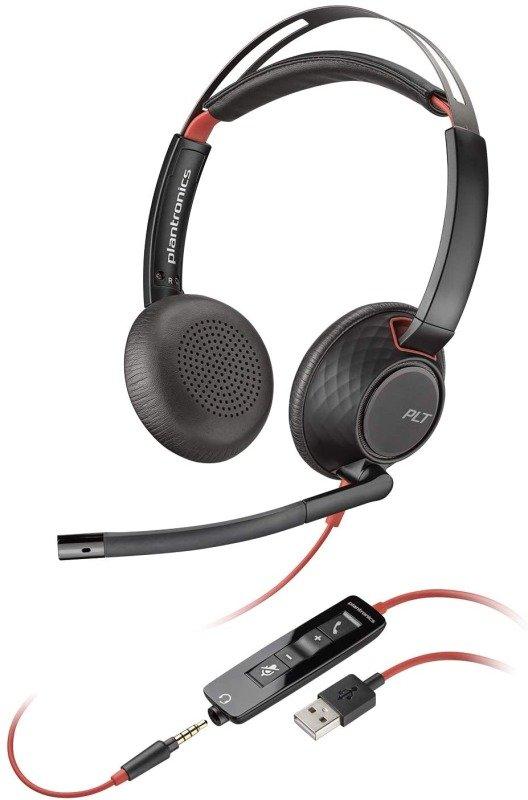 Plantronics Blackwire 5220 USB Stereo Headset