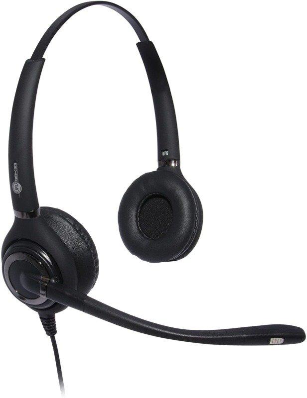 JPL 502S Binaural Noise Cancelling Office Headset