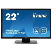 "Iiyama T2253MTS-B1 - 22"" ProLite Dual Touch Screen Monitor - Full HD"