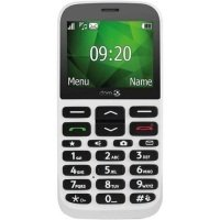 "Doro 1370 2.4"" 2G Mobile Phone - White"