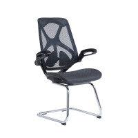 Napier High Mesh Back Visitors Chair - Black