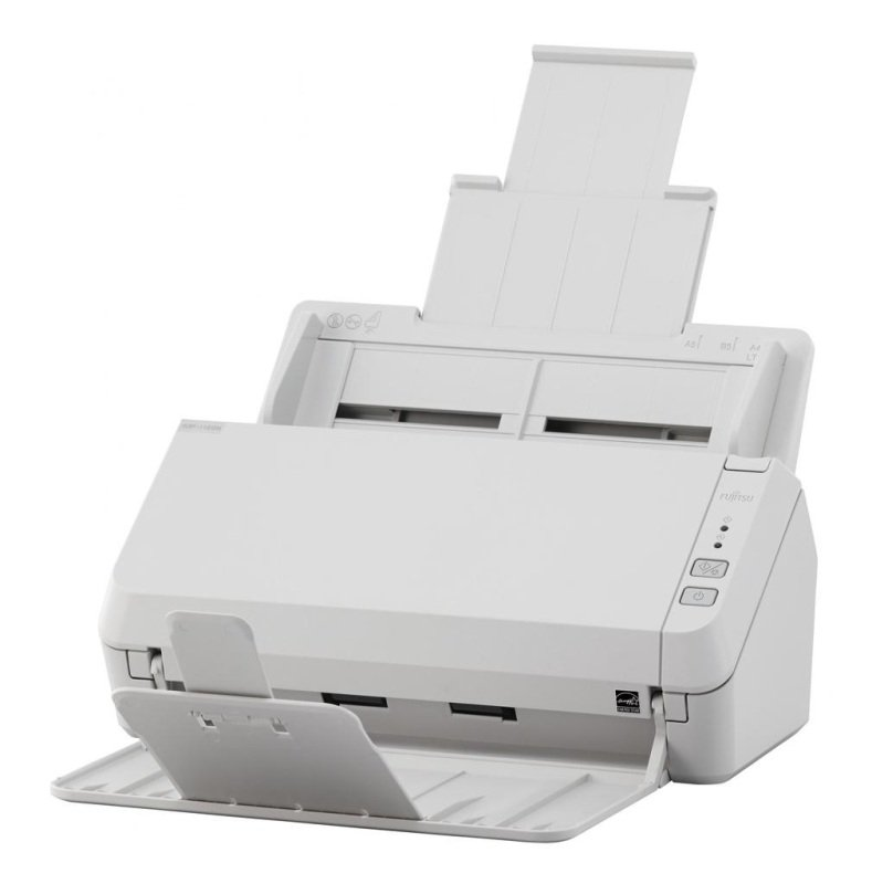 Fujitsu SP-1120N A4 Sheetfed Document Scanner 600 dpi White