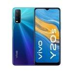 Vivo Y20s 128GB 4G Smartphone - Nebula Blue
