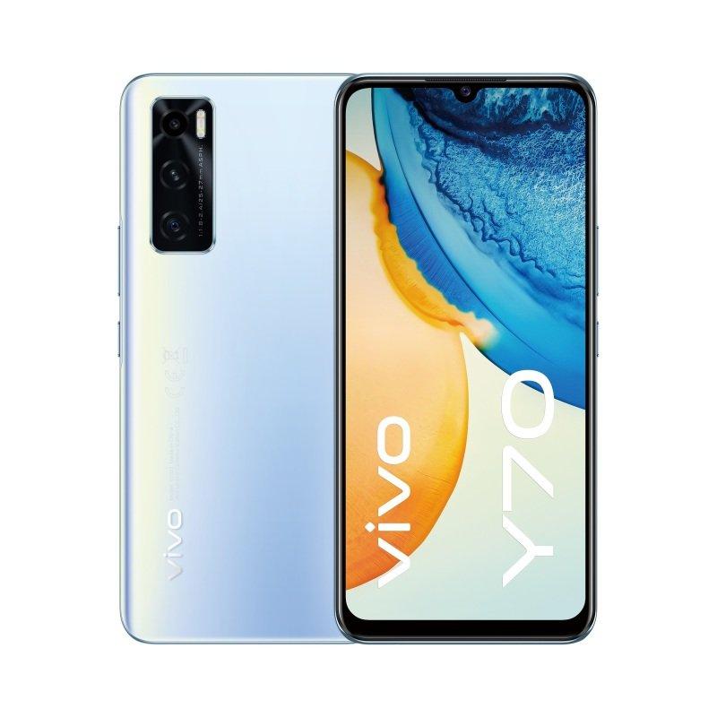 Vivo Y70 128GB Smartphone - Oxygen Blue