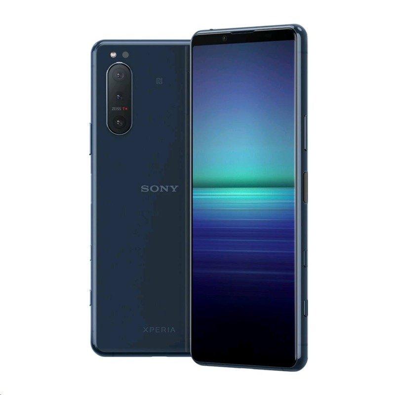 """Sony Xperia 5 II 6.1"""" 128GB 5G Smartphone - Blue"""