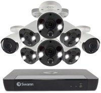Swann 8 Camera 16 Channel 4K Ultra HD NVR Security System with 2TB HDD
