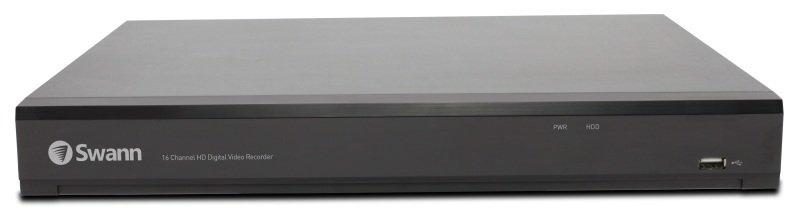 Swann 16 Channel 4K Ultra HD DVR Recorder with 2TB HDD