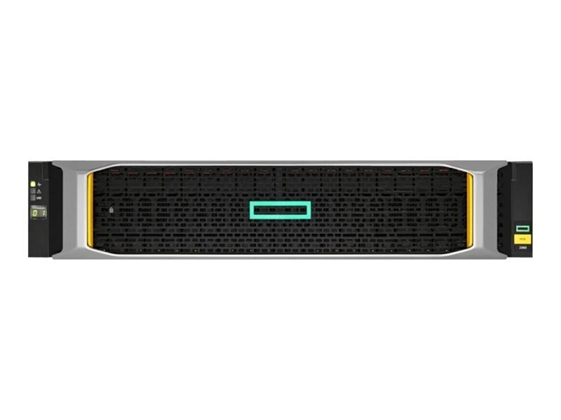 HPE Modular Smart Array - 2062 16Gb Fibre Channel SFF Storage - Hard Drive Array