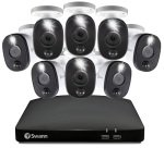 Swann 8 Camera 16 Channel 1080p Full HD DVR Security System with 2TB HDD