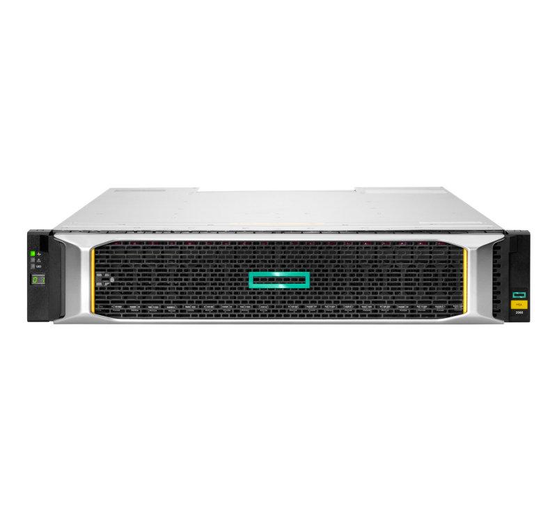 HPE Modular Smart Array - 2062 12Gb SAS SFF Storage - Hard Drive Array