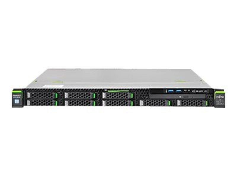 Fujitsu PRIMERGY RX1330 M4 - Rack-mountable - Xeon E-2124 3.3 GHz - 16GB - No HDD