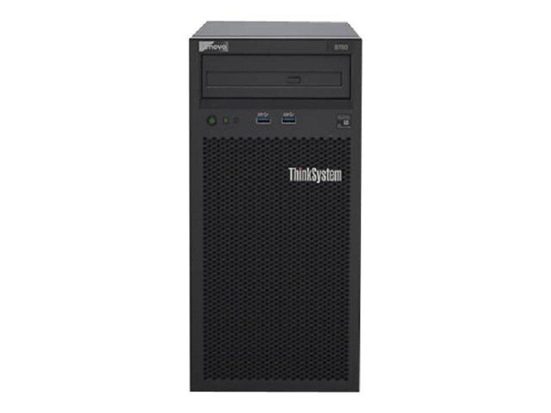 Lenovo ThinkSystem ST50 + Win Server 2019 Essential - Tower - Xeon E-2224G 3.5 GHz - 8GB