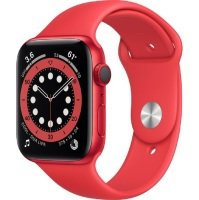 Apple Watch Series 6 GPS + Cellular, 44mm PRODUCT(RED) Aluminium Case with PRODUCT(RED) Sport Band - Regular