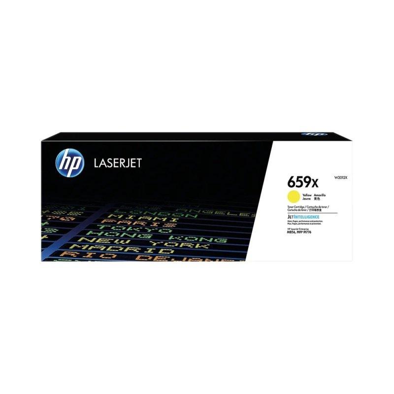 HP 659X High Yield Ylw Or LJet Toner Crt