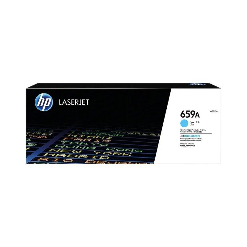 HP 659A Cyan LaserJet Toner Cartridge
