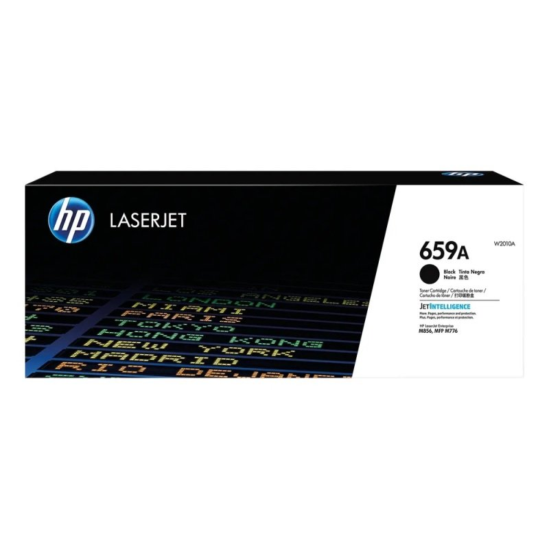 HP 659A Black LaserJet Toner Cartridge