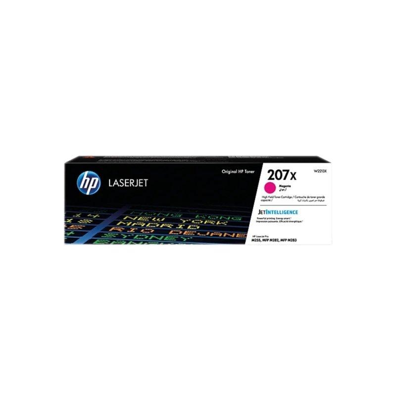 HP 207X Magenta LaserJet Toner Cartridge