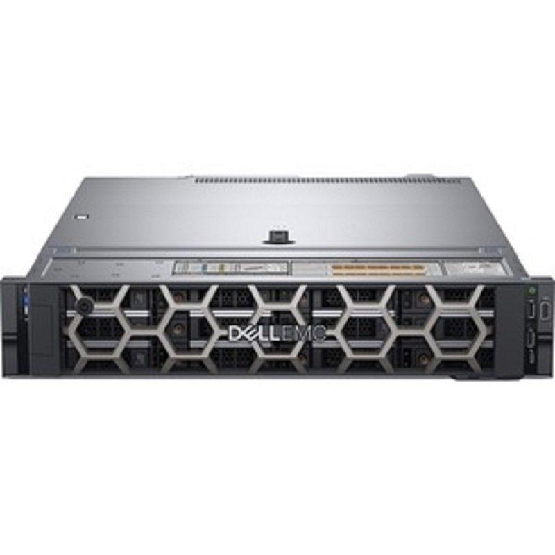 Dell EMC PowerEdge R540 2U Rack Server - 1 x Xeon Silver 4210R - 16GB RAM HDD