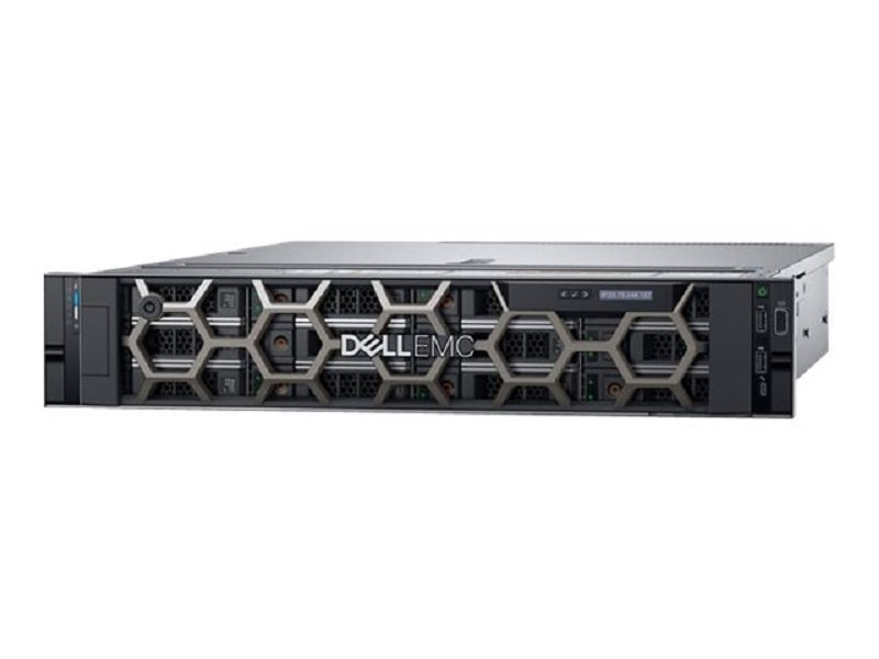 Dell EMC PowerEdge R540 + Win Server 2019 Standard - Rack-mountable - Xeon Silver 4208 2.1 GHz - 16G