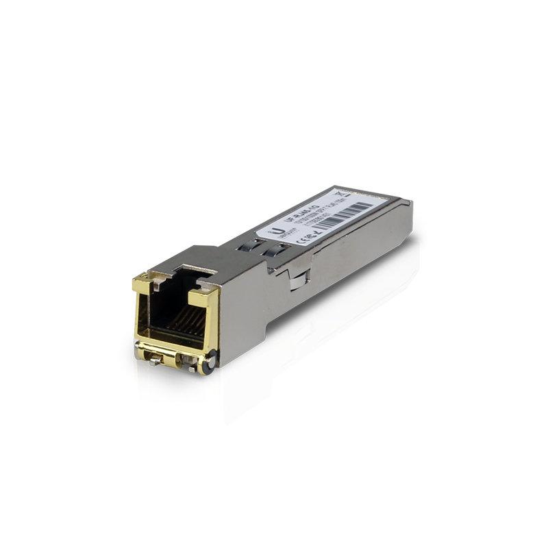 Ubiquiti UF-RJ45-1G - F-RJ45-1G U-Fiber RJ45 SFP Transceiver Module