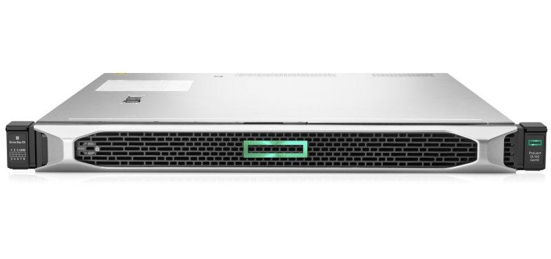 HPE ProLiant DL160 Gen10 - Rack-mountable 1U - Xeon Silver 4208 2.1 GHz - 16GB - No HDD