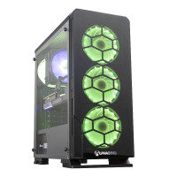 AlphaSync Dual RTX 3070 Ryzen 7 16GB RAM 1TB HDD 480GB SSD Gaming Desktop PC