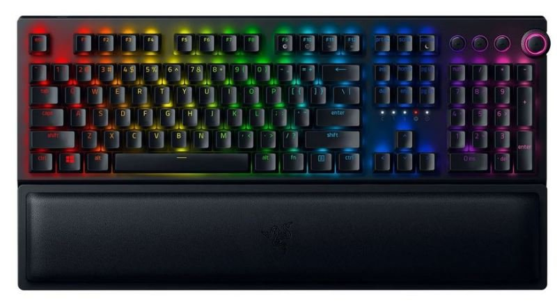Razer BlackWidow V3 Pro Razer Green Mechanical Wireless Gaming Keyboard
