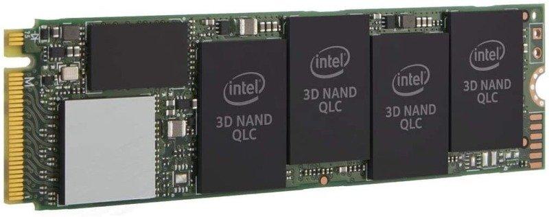 Intel 1TB 665p Series M.2 2280 PCIe NVMe 3.0 x4 SSD