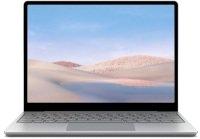 "Microsoft Surface Laptop Go Intel Core i5-1035G1 16GB RAM 256GB SSD 12.4"" Touchscreen Windows 10 Pro - Platinum - 21O-00004"