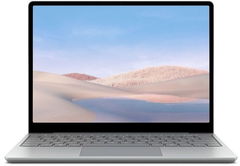 "Image of Microsoft Surface Laptop Go Core i5 16GB 256GB SSD 12.4"" Windows 10 Pro - Platinum"