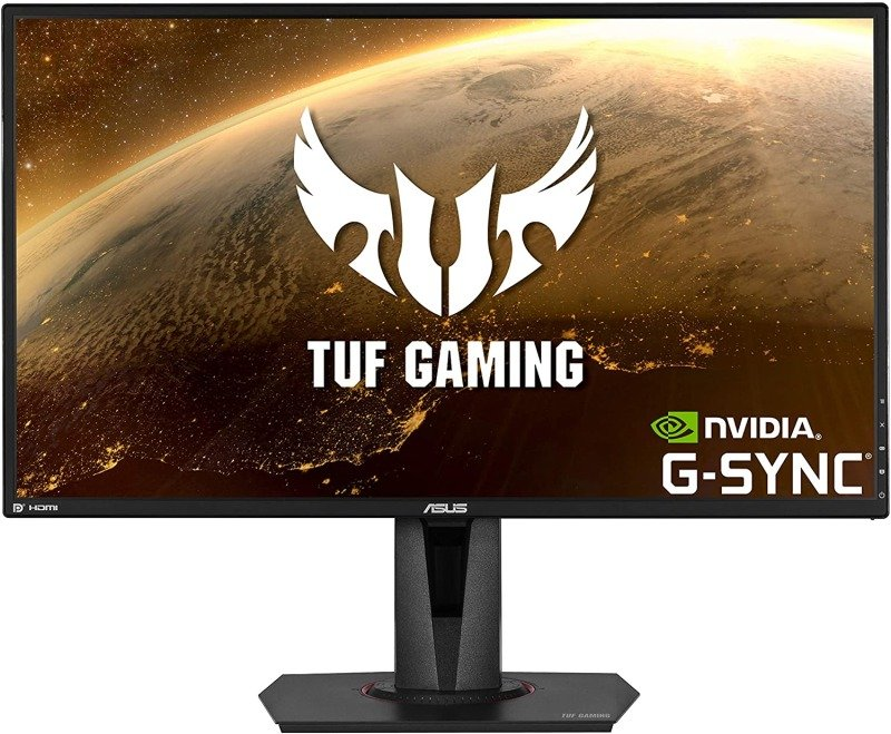 "ASUS TUF Gaming VG27AQ 27"" QHD 165Hz 1ms Monitor"