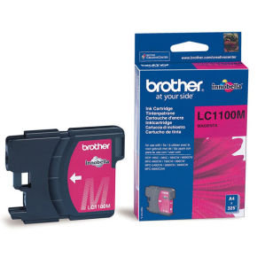 Brother LC1100M Magenta Ink Cartridge