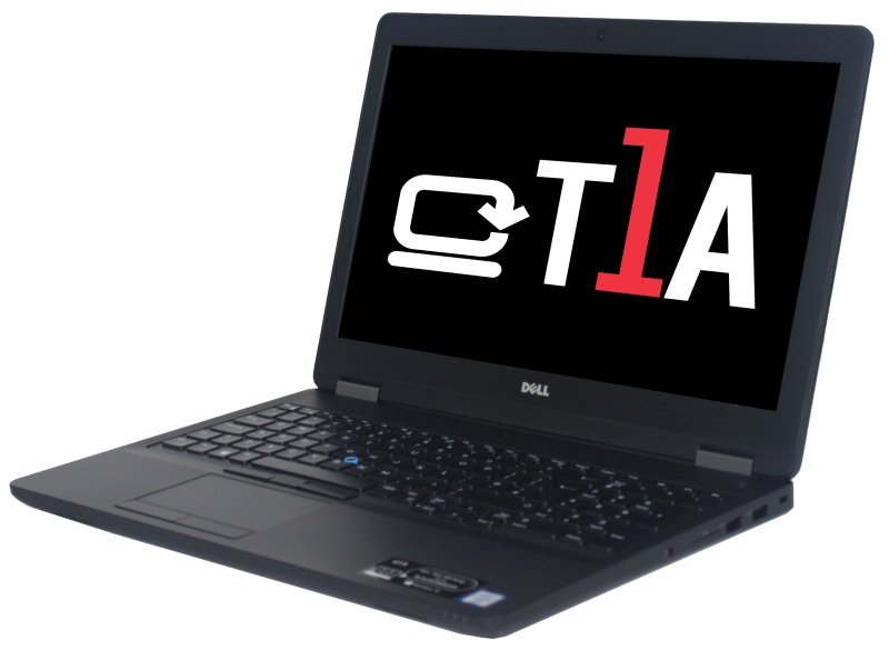 T1A Refurbished Dell Latitude E5570 Core i5 8GB 128GB SSD 15.6 4G Win10 Pro Laptop