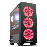AlphaSync RTX 3070 Core i5 10th Gen 16GB RAM 1TB HDD 240GB SSD Gaming Desktop PC