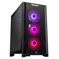 AlphaSync RTX 3080 Ryzen 9 5900X 32GB DDR4 4TB HDD 1TB SSD M.2 Gaming Desktop PC