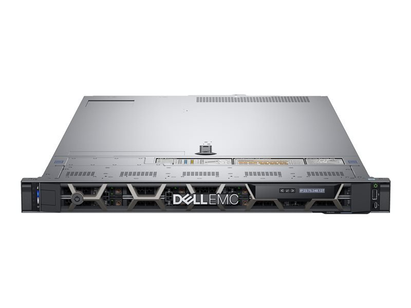 Dell EMC PowerEdge R640 + Win Server 2019 Essential - Rack-mountable - Xeon Silver 4214R 2.4 GHz - 3