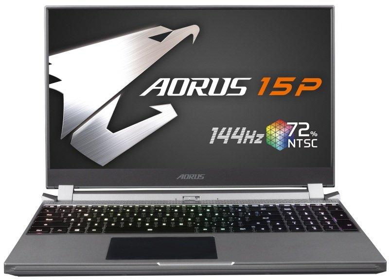 "Aorus 15P Core i7 16GB 512GB SSD RTX 2070 MaxQ 15.6"" Win10 Home Gaming Laptop"