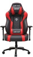 Anda Seat Dark Demon Series Pro Gaming Chair Red - Office Chair with Arms, Lumbar Back Support