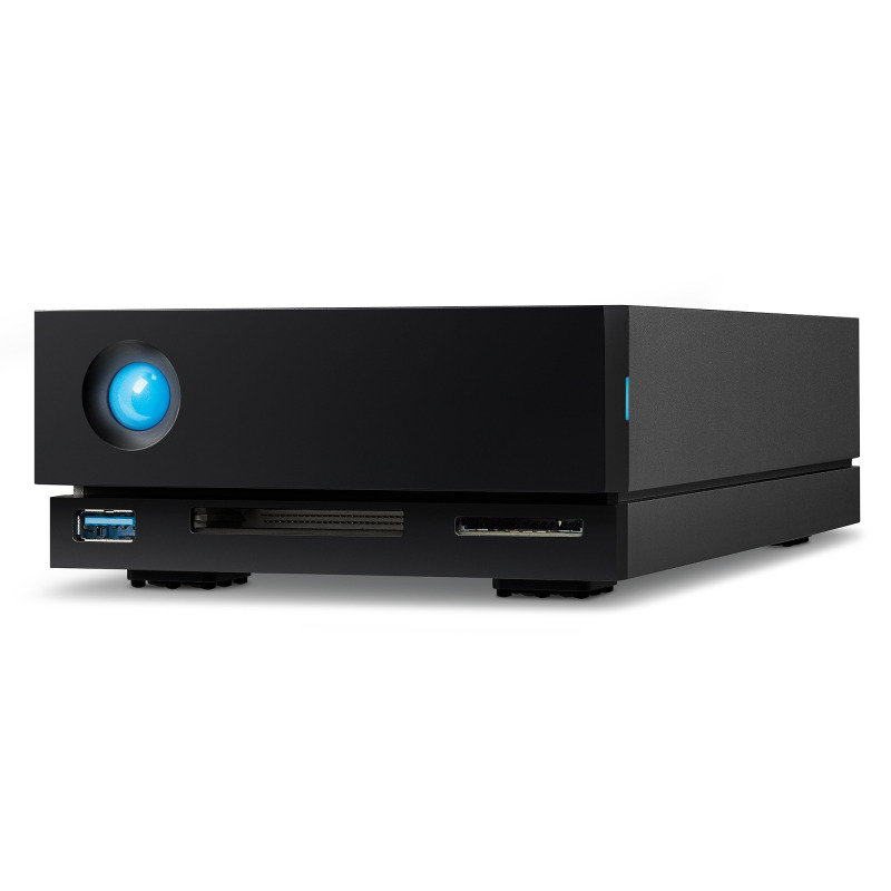 Lacie 1 Big Dock - 8TB